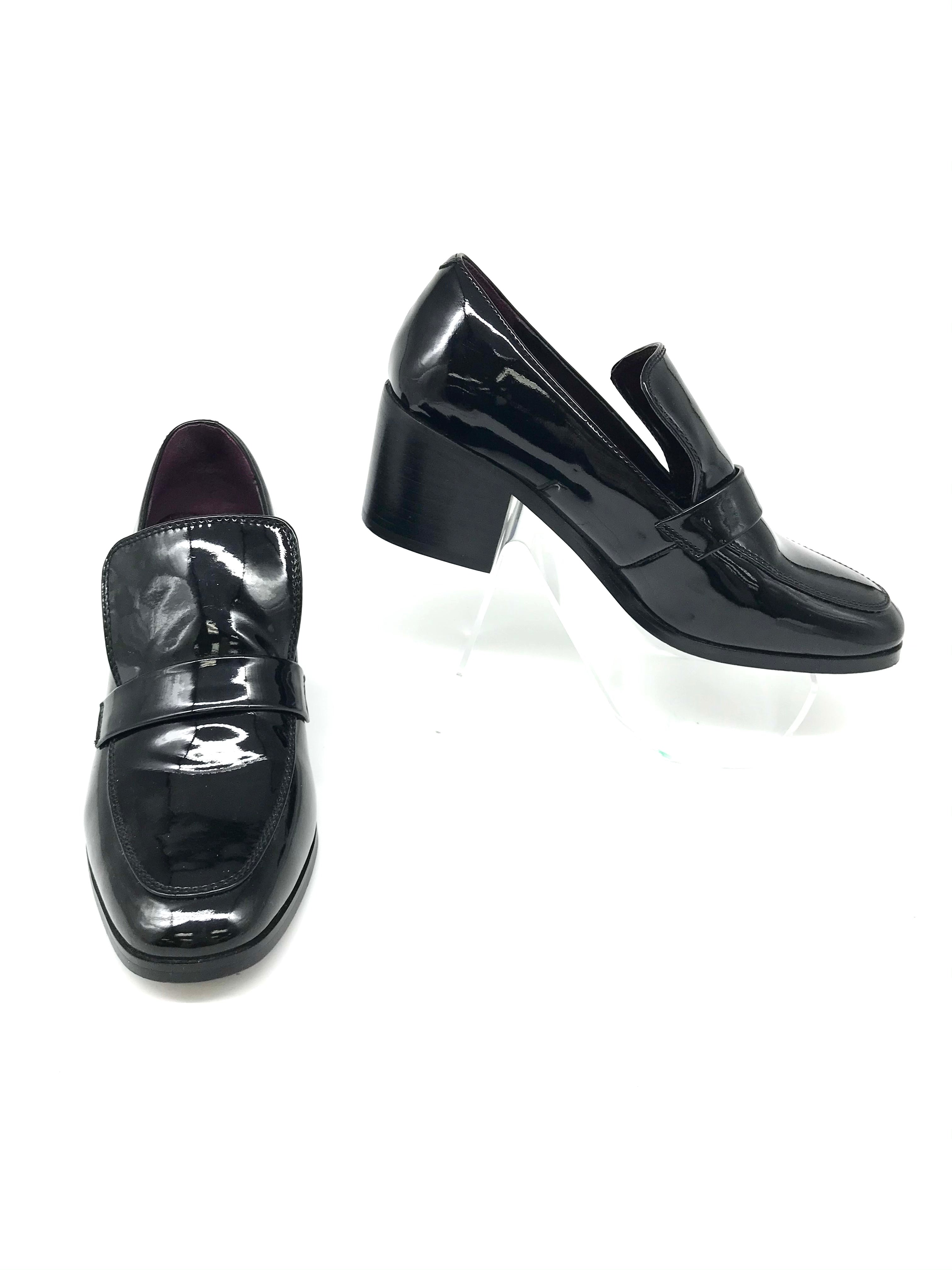 Primary Photo - BRAND: KENSIE <BR>STYLE: SHOES LOW HEEL <BR>COLOR: BLACK <BR>SIZE: 6.5 <BR>SKU: 262-26241-43612<BR>AS IS <BR>