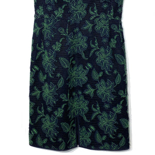 Primary Photo - BRAND: TORY BURCH STYLE: DRESS SHORT SHORT SLEEVE COLOR: NAVY GREEN SIZE: 10 SKU: 262-26285-2908DESIGNER FINAL
