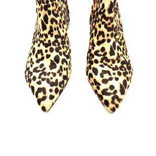 Primary Photo - BRAND: SAM EDELMAN STYLE: BOOTS ANKLE COLOR: ANIMAL PRINT SIZE: 9 SKU: 262-262101-1272AS IS