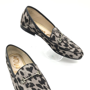 Primary Photo - BRAND: SAM EDELMAN STYLE: SHOES FLATS COLOR: ANIMAL PRINT SIZE: 9.5 SKU: 262-26275-70756GENTLE WEAR - AS IS