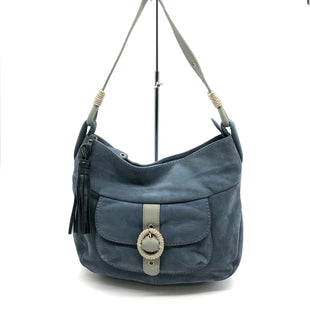 Primary Photo - BRAND:    CLOTHES MENTOR STYLE: HANDBAG COLOR: BLUE SIZE: MEDIUM OTHER INFO: RADLEY - SKU: 262-26241-45437AS IS STYLE, SLIGHT WEAR SMALL SPOT AND SLIGHT WEAR TO HARDWARE  (SEE PHOTOS)