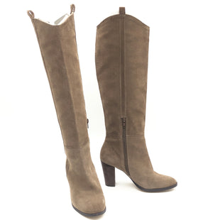 Primary Photo - BRAND: DOLCE VITA STYLE: BOOTS KNEE COLOR: TAN SIZE: 7.5 SKU: 262-26275-74128GENTLE SCUFFS ON THE OUTSOLES