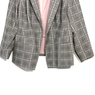 Primary Photo - BRAND: ANN TAYLOR LOFT PLUSSTYLE: BLAZER JACKET COLOR: PLAID SIZE: 2X 20SKU: 262-262101-1620