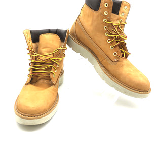 Primary Photo - BRAND: TIMBERLAND STYLE: BOOTS ANKLE COLOR: CAMEL SIZE: 8 SKU: 262-262101-3211