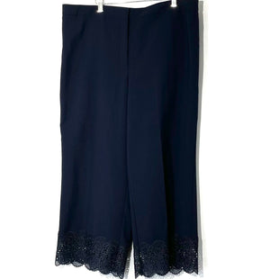 Primary Photo - BRAND: ANN TAYLOR STYLE: PANTS COLOR: NAVY SIZE: 16 SKU: 262-262101-2822