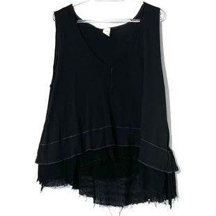 Primary Photo - BRAND: WE THE FREE STYLE: TOP SLEEVELESS COLOR: BLACK SIZE: M SKU: 262-26275-74589