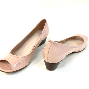Primary Photo - BRAND: COLE-HAAN STYLE: SHOES LOW HEEL COLOR: LIGHT PINK SIZE: 9 SKU: 262-26275-61184