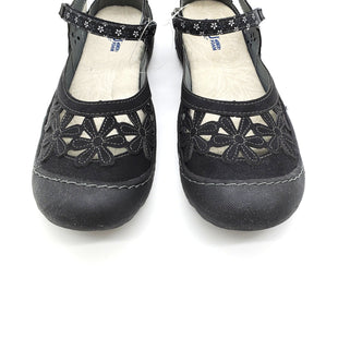 Primary Photo - BRAND: JBU BY JAMBU STYLE: SANDALS FLAT COLOR: BLACK SIZE: 10/41SKU: 262-26275-64768AS IS