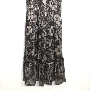 Primary Photo - BRAND: MICHAEL KORS STYLE: DRESS LONG SLEEVELESS COLOR: METALLIC SIZE: XL SKU: 262-26275-60537