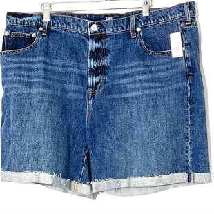 Primary Photo - BRAND: GAP STYLE: SHORTS COLOR: DENIM SIZE: 14 /35SKU: 262-26211-120392