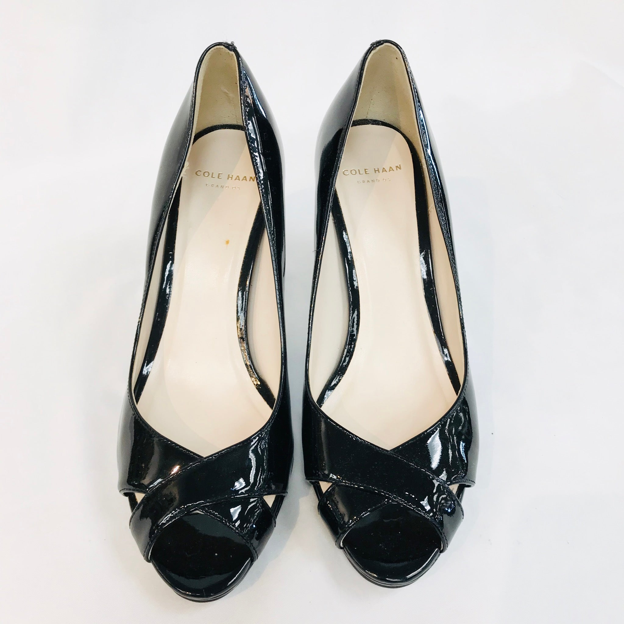 Primary Photo - BRAND: COLE-HAAN O <BR>STYLE: SHOES LOW<BR>COLOR: BLACK <BR>SIZE: 6 <BR>SKU: 262-26241-36246<BR>AS IS