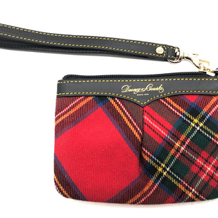 "Primary Photo - BRAND: DOONEY AND BOURKE STYLE: COIN PURSE COLOR: PLAID SIZE: MEDIUM SKU: 262-26241-465625.75""L X 4""H"