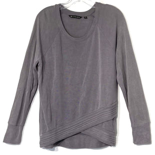 Primary Photo - BRAND: ATHLETA STYLE: ATHLETIC TOP COLOR: GREY SIZE: M SKU: 262-26275-75091