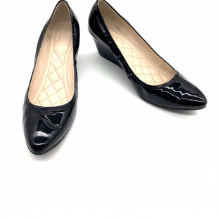 Primary Photo - BRAND: COLE-HAAN STYLE: SHOES LOW HEEL COLOR: BLACK SIZE: 9 SKU: 262-26275-71917AS IS SMALL SCUFF ON RIGHT SHOE (SEE PHOTOS)