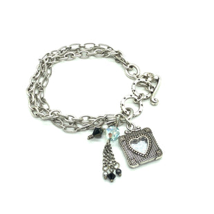 Primary Photo - BRAND: BRIGHTON STYLE: BRACELET COLOR: SILVERSKU: 262-26275-75572AS IS