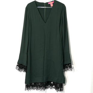 Primary Photo - BRAND: CATHERINES STYLE: DRESS SHORT LONG SLEEVE COLOR: GREEN SIZE: L SKU: 262-26275-63668