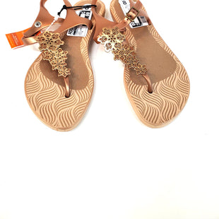 Primary Photo - BRAND:    WEST LOOPSTYLE: SANDALS FLAT COLOR: GOLD SIZE: 8 SKU: 262-26275-61868AS IS
