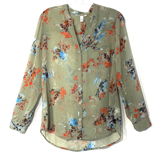 Primary Photo - BRAND: KUT STYLE: TOP LONG SLEEVE COLOR: FLORAL SIZE: M SKU: 262-26275-58139
