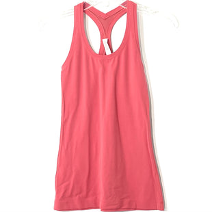 Primary Photo - BRAND: LULULEMON STYLE: ATHLETIC TANK TOP COLOR: CORAL SIZE: 4 SKU: 262-26241-46374DESIGNER FINAL