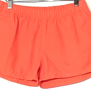 Primary Photo - BRAND: PATAGONIA STYLE: ATHLETIC SHORTS COLOR: ORANGE SIZE: S SKU: 262-26211-141347DESIGNER FINAL