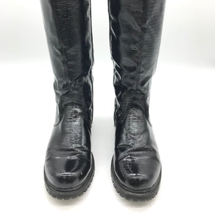 Primary Photo - BRAND: KHOMBU STYLE: BOOTS KNEE COLOR: BLACK SIZE: 9 SKU: 262-26275-69031AS IS