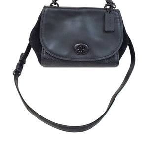 Primary Photo - BRAND: COACH STYLE: HANDBAG DESIGNER COLOR: BLACK SIZE: SMALL SKU: 262-26285-2767AS ISDESIGNER ITEM FINAL SALE