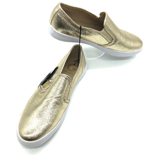Primary Photo - BRAND: GUESS STYLE: SHOES ATHLETIC COLOR: GOLD SIZE: 8 SKU: 262-26211-142040SOME SLIGHT SPOTS