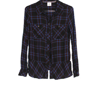 Primary Photo - BRAND: CABI STYLE: TOP LONG SLEEVE COLOR: PLAID SIZE: XS SKU: 262-26275-59937