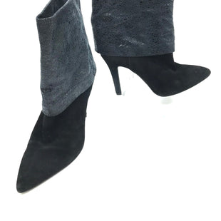 Primary Photo - BRAND: BCBGENERATION STYLE: BOOTS ANKLE COLOR: METALLIC SIZE: 8.5 SKU: 262-26241-42553GENTLE WEAR INSIDE