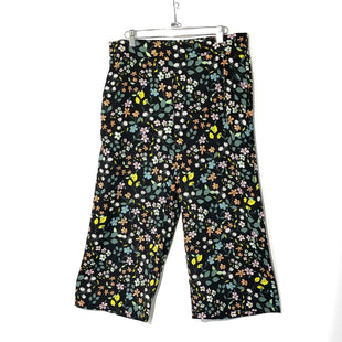 Primary Photo - BRAND: ANN TAYLOR LOFT STYLE: CAPRIS COLOR: FLORAL SIZE: M SKU: 262-26275-73752. NWT.