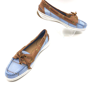 Primary Photo - BRAND: COACH STYLE: SHOES FLATS COLOR: STRIPED SIZE: 9 SKU: 262-26275-73901