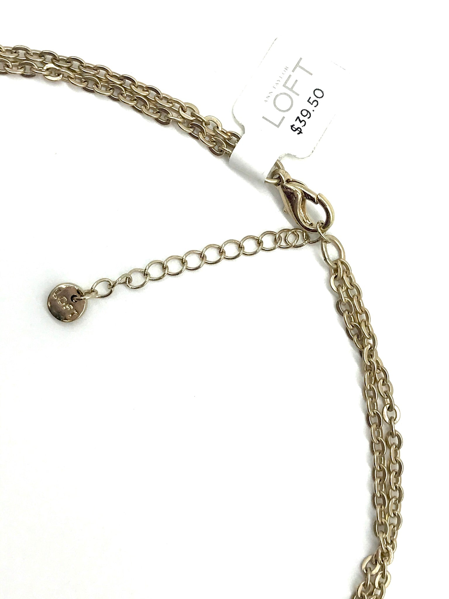 Photo #2 - BRAND:  LOFT<BR>STYLE: NECKLACE <BR>COLOR: MULTI <BR>SKU: 262-26275-63187<BR>AS IS