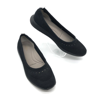 Primary Photo - BRAND: COLE-HAAN STYLE: SHOES FLATS COLOR: BLACK SIZE: 9.5 SKU: 262-26275-76022IN GOOD SHAPE AND CONDITION