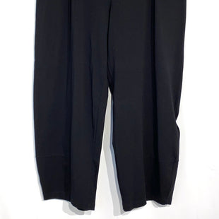 "Primary Photo - BRAND: EILEEN FISHER STYLE: LEGGINGS COLOR: BLACK SIZE: XL SKU: 262-26275-6545637.5% COTTONINSEAM 29""ELASTIC WAIST"