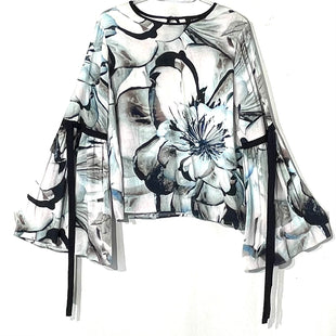 Primary Photo - BRAND: KAREN KANE STYLE: TOP LONG SLEEVE COLOR: FLORAL SIZE: M SKU: 262-26241-41791