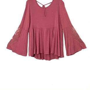 Primary Photo - BRAND: AMERICAN EAGLE STYLE: TOP LONG SLEEVE COLOR: MAUVESIZE: L SKU: 262-26275-71202