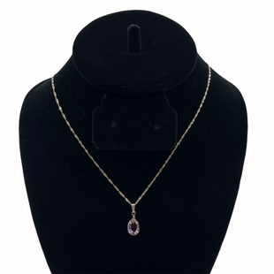 Primary Photo - BRAND:    CLOTHES MENTOR STYLE: NECKLACE COLOR: STERLING SILVER SKU: 262-26241-47869