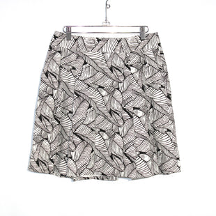 Primary Photo - BRAND: ANN TAYLOR LOFT STYLE: SKIRT COLOR: BLACK WHITE SIZE: 2SKU: 262-26275-59595