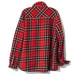 Photo #1 - BRAND:    SOHO THREADS<BR>STYLE: FLEECE <BR>COLOR: PLAID <BR>SIZE: L/XL<BR>OTHER INFO: SOHO  - <BR>SKU: 262-26275-74825<BR>SIZE TAG SHOWS XXL BUT RUNS SMALLER