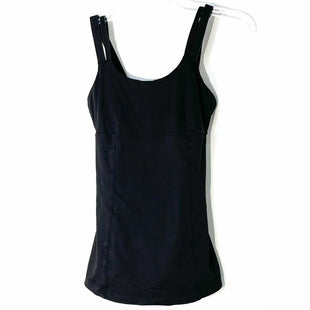 Primary Photo - BRAND: LULULEMON STYLE: ATHLETIC TANK TOP COLOR: BLACK SIZE: S OTHER INFO: APPROX 4-6 NO TAG SKU: 262-26241-47001