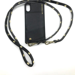 "Primary Photo - BRAND: BANDOLIER STYLE: ACCESSORY / PHONE CASE COLOR: BLACK OTHER INFO: BANDOLIER - SKU: 262-26275-68933APPROX. 2.75""L X 5.6""H.."