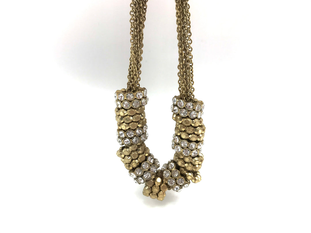 Photo #1 - BRAND: BANANA REPUBLIC <BR>STYLE: BRACELET <BR>COLOR: GOLD <BR>SKU: 262-26241-43462