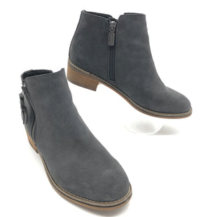 Primary Photo - BRAND:  BLONDOSTYLE: BOOTS ANKLE COLOR: GREY SIZE: 7.5 SKU: 262-26275-75187IN GOOD SHAPE AND CONDITION