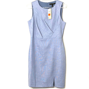 Primary Photo - BRAND: BANANA REPUBLIC O STYLE: DRESS SHORT SLEEVELESS COLOR: LIGHT BLUE SIZE: S SKU: 262-26275-78218
