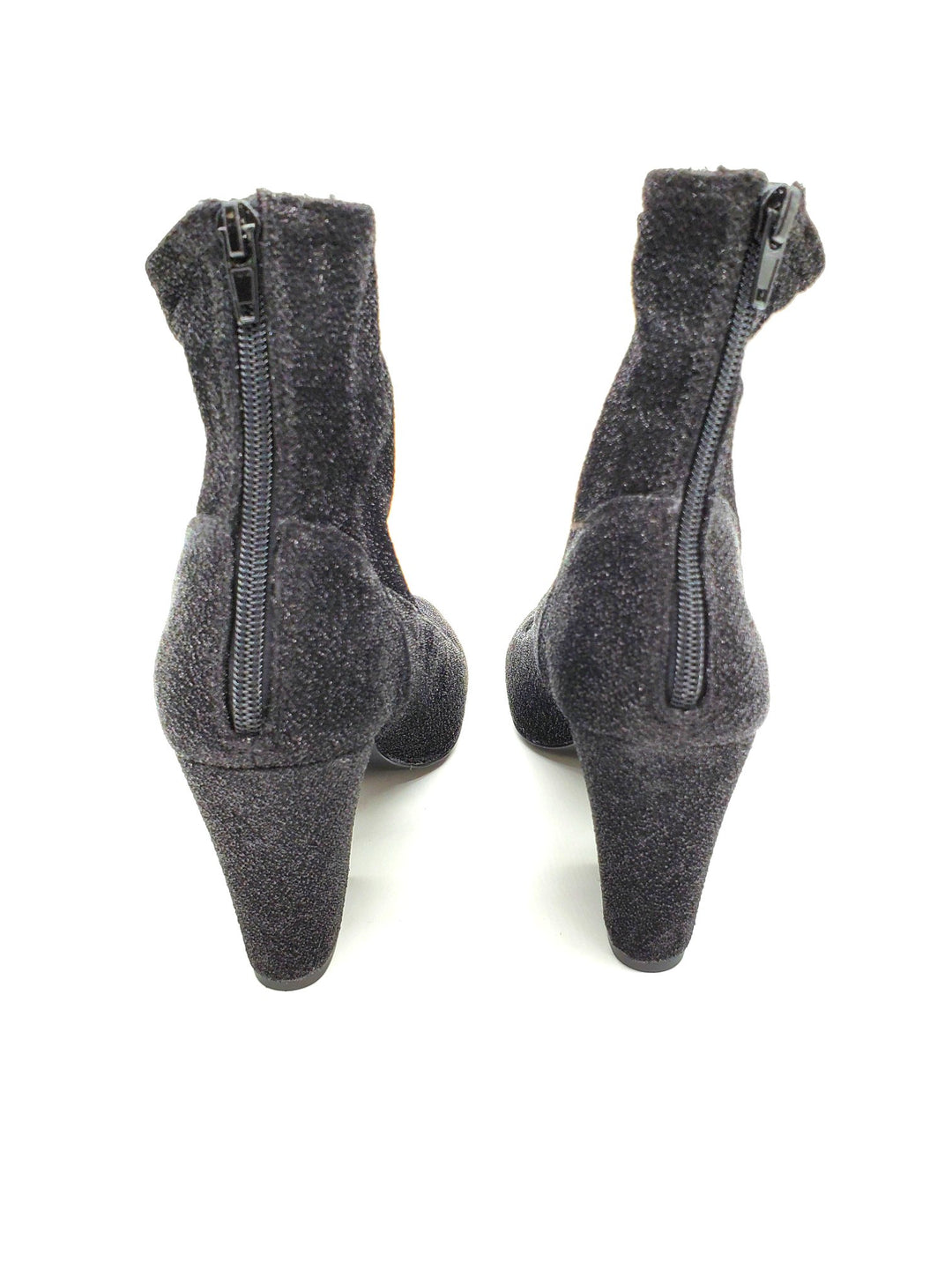 Photo #2 - BRAND: NINE WEST <BR>STYLE: BOOTS ANKLE <BR>COLOR: SPARKLES <BR>SIZE: 9 <BR>SKU: 262-26275-63749<BR>AS IS <BR>