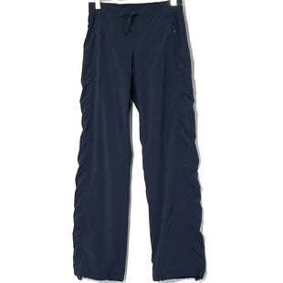 Primary Photo - BRAND: ATHLETA STYLE: ATHLETIC PANTS COLOR: NAVY SIZE: 0 SKU: 262-26241-45201FLEECE LINED