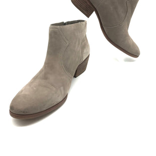 Primary Photo - BRAND: SAM EDELMAN STYLE: BOOTS ANKLE COLOR: TAN SIZE: 9 SKU: 262-26275-48643
