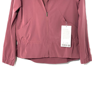 Primary Photo - BRAND: LULULEMON STYLE: ATHLETIC JACKET COLOR: MAUVE SIZE: 2 SKU: 262-26275-68208DESIGNER FINAL
