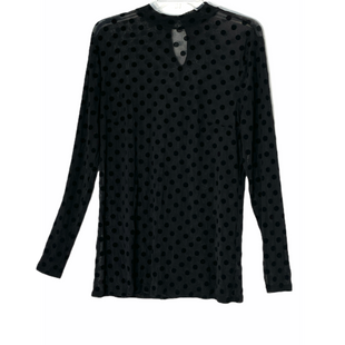 Primary Photo - BRAND: LANE BRYANT STYLE: TOP LONG SLEEVE COLOR: BLACK SIZE: XL SKU: 262-26211-143289