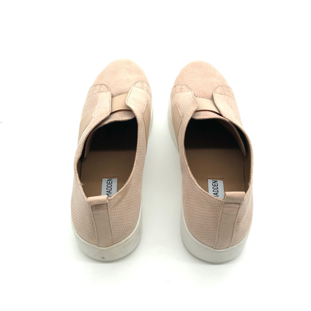 Photo #2 - BRAND: STEVE MADDEN <BR>STYLE: SHOES FLATS <BR>COLOR: LIGHT PINK <BR>SIZE: 9.5 <BR>SKU: 262-26275-75063<BR><BR>AS IS FINAL SALE <BR>LIKE NEW